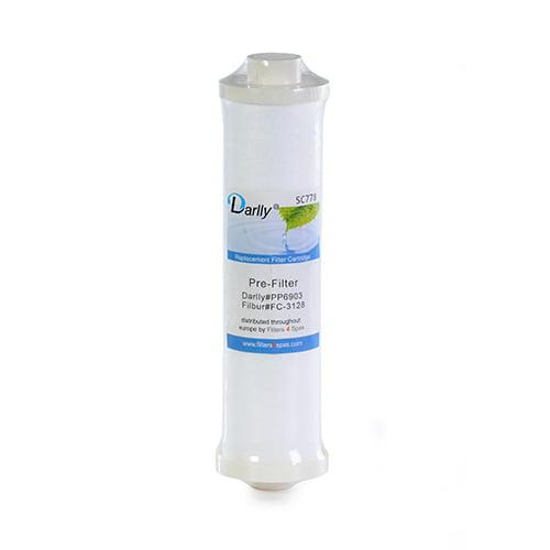 Pre-Filter til vannslange