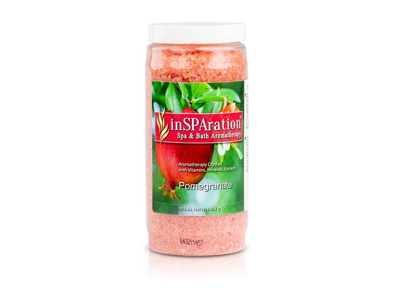 Pomegranate Krystaller
