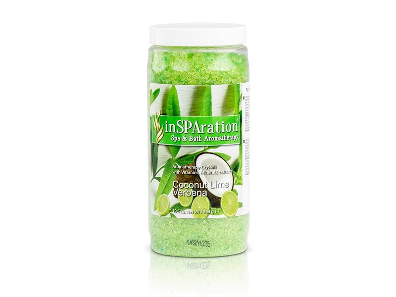 Coconut Lime Verbena Krystaller