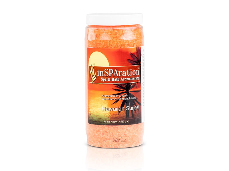 Hawaiian Sunset Krystaller