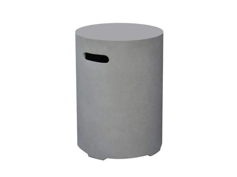 Deksel til gassflaske 10/11 kg – Rund