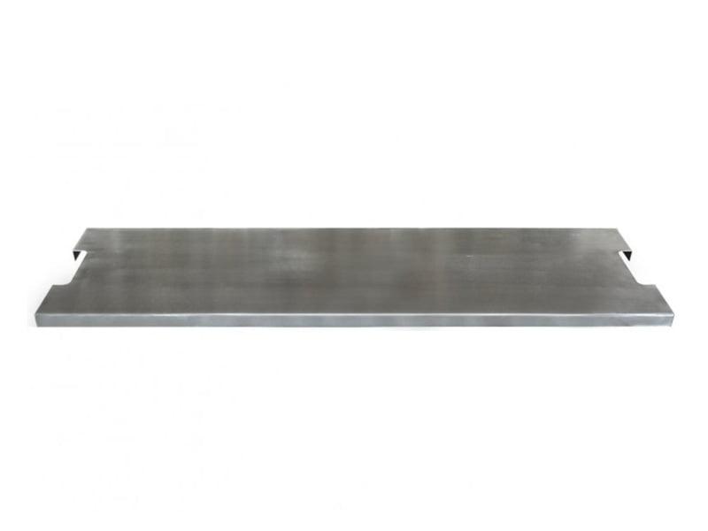 Deksel i rustfritt stål Rektangulært