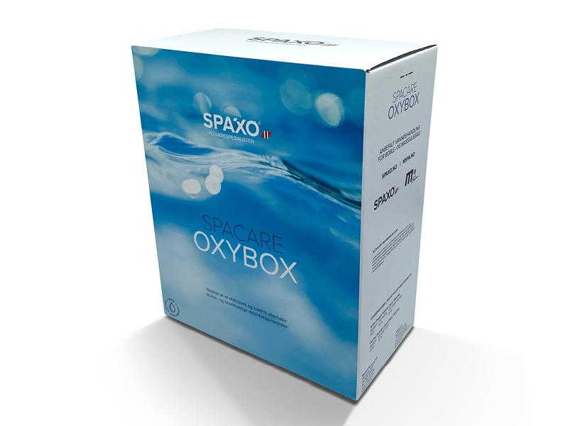 Startkit SPAXO® OxyBox Klorfritt