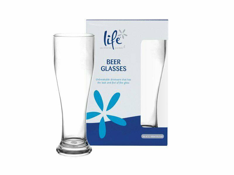 Life Beer Glasses